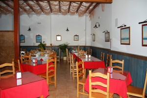 Restaurante en Conil